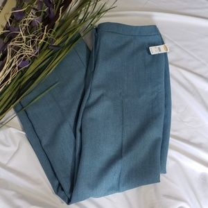 Talbots Wool Lined Trousers- Size 14